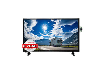 "Palsonic 24"" 60cm HD 768p LED TV w/Built-in DVD Player/Digital Tuner/HDMI/USB"