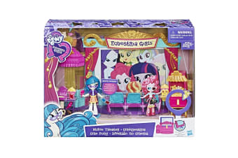 My Little Pony Equestria Girls Movie Theater Playset