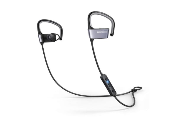 Anker SoundCore Arc Wireless Sport Earphones (Black & Gray)