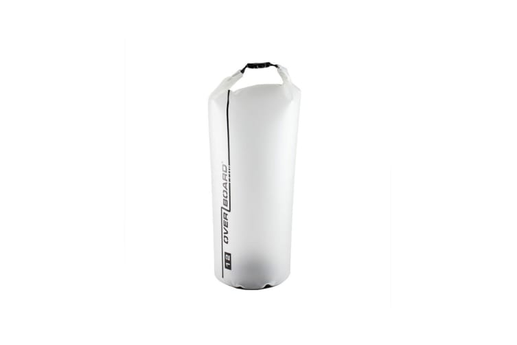 Overboard 12 Litre Pro-Light Clear Tube