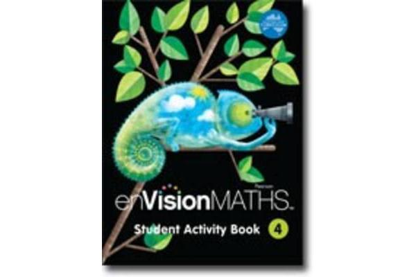 enVisionMATHS 4 Student Activity Book