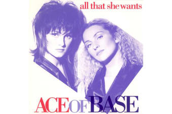 Ace Of Base – All That She Wants PRE-OWNED CD: DISC EXCELLENT