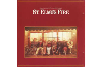 Various ‎– St. Elmo's Fire (Original Motion Picture Soundtrack) PRE-OWNED CD: DISC EXCELLENT