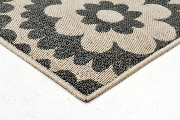 Royal Teal Outdoor Rug 160X110cm