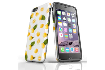 For iPhone 6S Plus & 6 Plus Shielding Back Case  When Life Gives You Lemons
