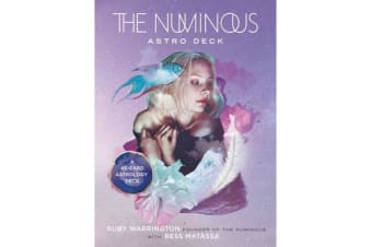 The Numinous Astro Deck - A 45-Card Astrology Deck