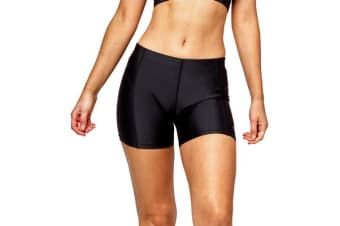Champion Women's Booty Bike Shorts (Black)