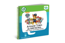LeapFrog LeapStart Around Town with Paw Patrol Book