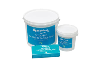 Hydrophane Glycerine Leather And Saddle Soap (May Vary) (1kg)