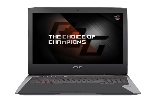 "ASUS 17.3"" ROG Core i7-7700HQ 32GB RAM 1TB HDD + 256GB SSD GTX 1070 8GB Full HD Notebook (G752VS(KBL)-BA317T)"