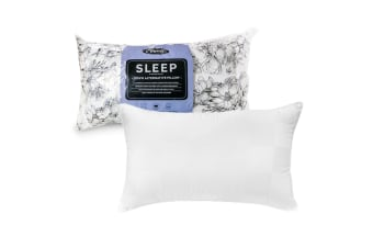 Sleep Down Alternative Standard Pillow