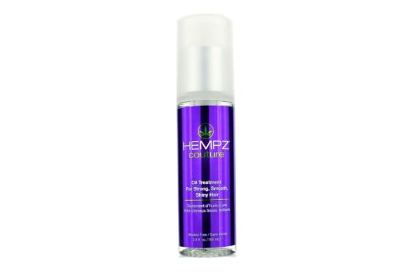Hempz Couture Oil Treatment (For Strong, Smooth, Shiny Hair) (100ml/3.4oz)