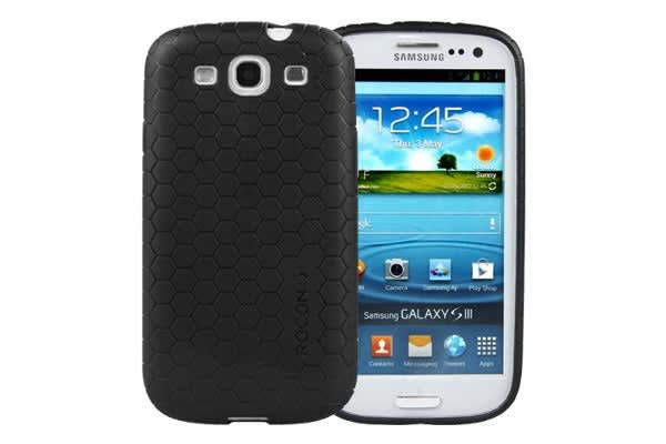 Honeycomb Case for Galaxy S3 (Black)