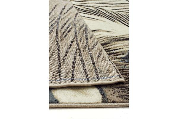 Whimsical Feathers Rug Bone 230X160cm
