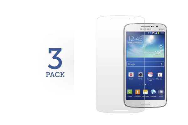 3 Pack Screen Protector for Samsung Galaxy Grand 2 Duos