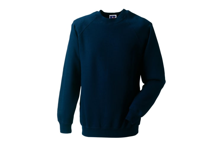Russell Classic Sweatshirt (French Navy) (XS)