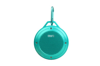 F10 Wireless Bluetooth Mini Portable Speaker  BLUE