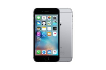Apple iPhone 6s 128GB Space Grey - Refurbished Good Grade