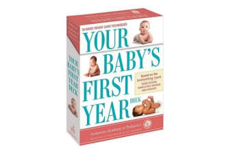 Your Baby's First Year Deck - 50 Basic Infant Care Techniques