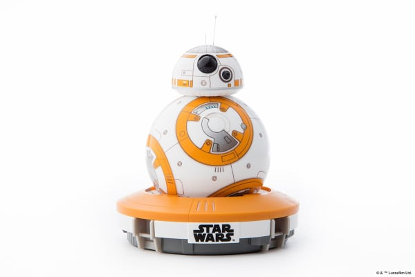 Sphero BB-8™ App-Enabled Droid with Droid Trainer