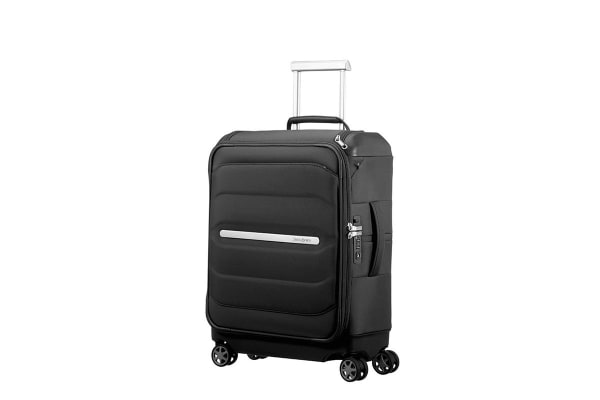 Samsonite Octolite SS Carry-On Spinner Luggage Case (Black)