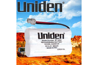 GENUINE UNIDEN BT904 BT802 REPLACEMENT CORDLESS PHONE BATTERY NEW NIMH A