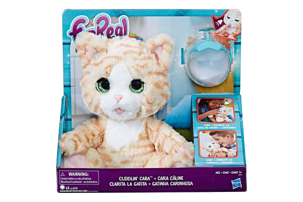 Furreal Friends Feed And Care Kitty