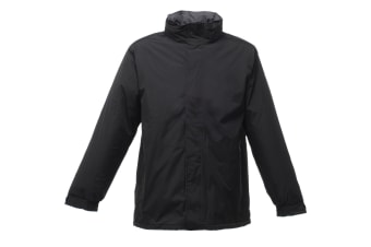 Regatta Womens/Ladies Beauford Insulated Waterproof Windproof Performance Jacket (Black) (12)