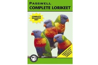 Passwell Complete Lorikeet - 500g