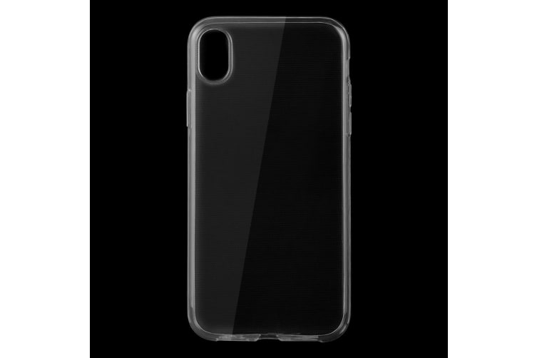 For iPhone XR Case Transparent Ultrathin Protective TPU Cover