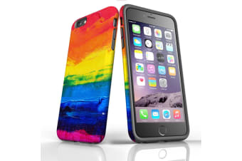 For iPhone 6S Plus & 6 Plus Shielding Back Case  Colours of a Sunset