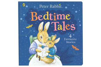 Peter Rabbit Bedtime Tales - 4 Favourite Stories