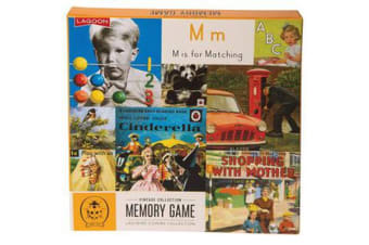 Memory Game : Ladybird Vintage Covers Collection