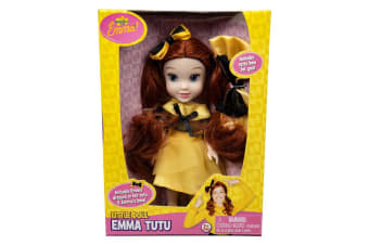 The Wiggles 6-inch Emma Doll with Bow for You Ballet