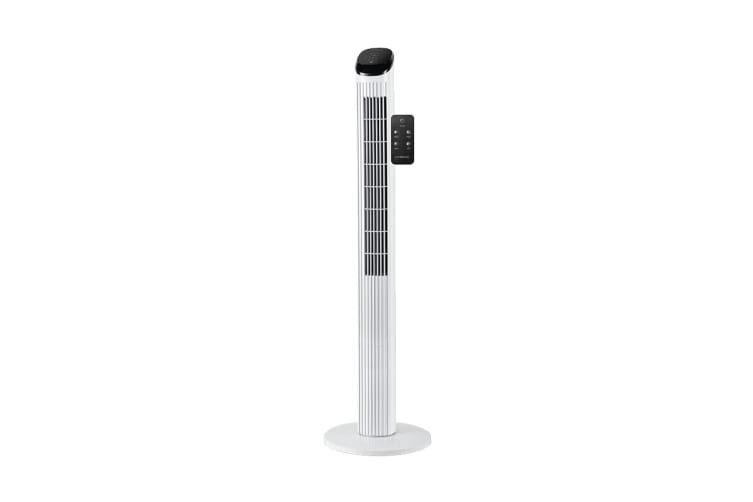 Kambrook 114cm Touch Display Tower Fan (KTF841WHT)