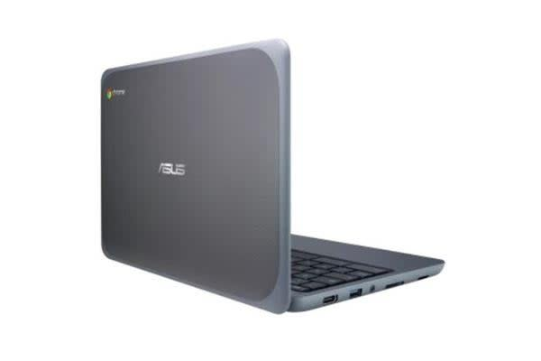 "ASUS C202SA-GJ0066 Premium Rugged Education Chromebook 11.6"" AntiGlare Intel Celeron N3060 4GB 16GB"