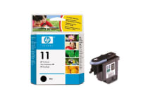 HP 11 Printhead - Black - Inkjet - 16000 Page - 1 Pack