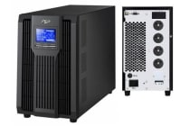 FSP Champ 3000VA / 2700W Online UPS /Smart RS-232/USB/SNMP. Requires 15AMP Wall Socket to support large ground pin. (LS)