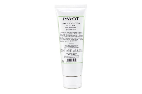 Payot Les Purifiantes Pate Grise Purifying Care with Shale Extracts (Salon Size) (100ml/4.9oz)