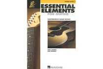 Essential Elements for Guitar, Book 1 - Comprehensive Guitar Method
