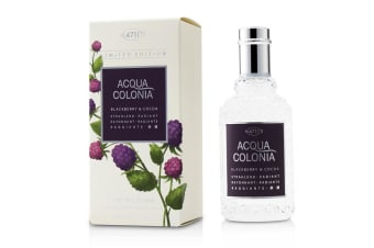 4711 Acqua Colonia Blackberry & Cocoa EDC Spray 50ml/1.7oz