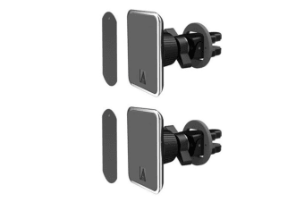 2PK Aerpro Magmate Pro Strong Magnetic Car/Truck Vent Mount Phone/Tablets Holder