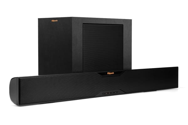 Klipsch Reference R-10 Soundbar with 250W Wireless Subwoofer