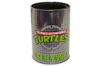 TMNT Heroes in a Half Shell Can Cooler