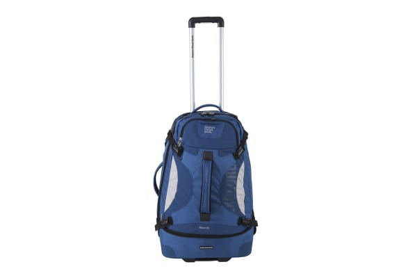 Explore Planet Earth Adventure Roller Packs Milan Travel 65 Navy