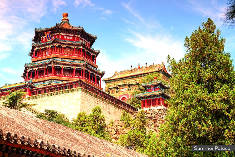 CHINA: 6 Day Majestic China Tour Including Flights for Two