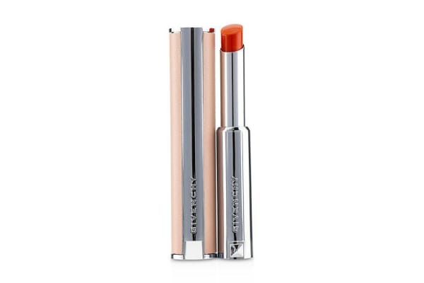 Givenchy Le Rose Perfecto Beautifying Lip Balm - # 302 Solar Red 2.2g/0.07oz