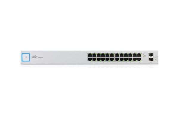 Ubiquiti UniFi 24 Port Managed Gigabit Switch (US-24)