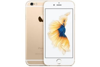Used as Demo Apple iPhone 6s 128GB Gold (100% GENUINE + AUSTRALIAN WARRANTY)