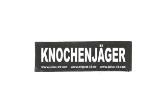 Trixie Julius-K9 Touch Fastening Stickers (KNOCHENJAGER)